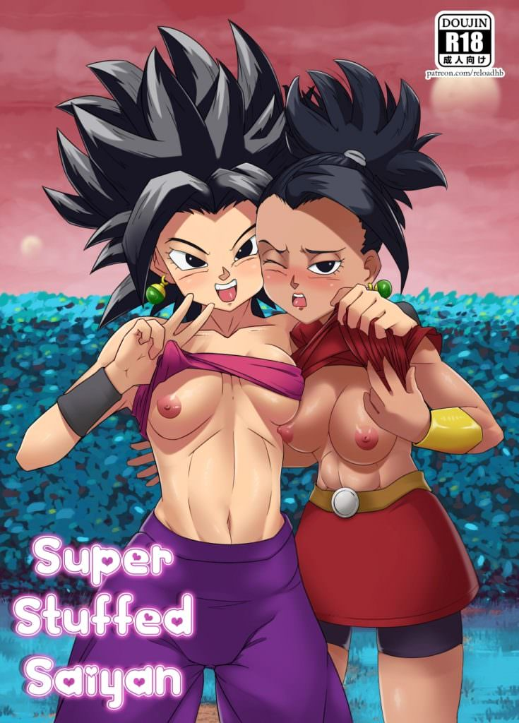Super Stuffed Saiyan