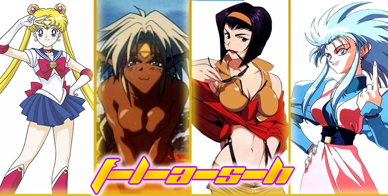 The 90s Anime Hentai Flash Poll Is Live! (Ends 9/05/21)